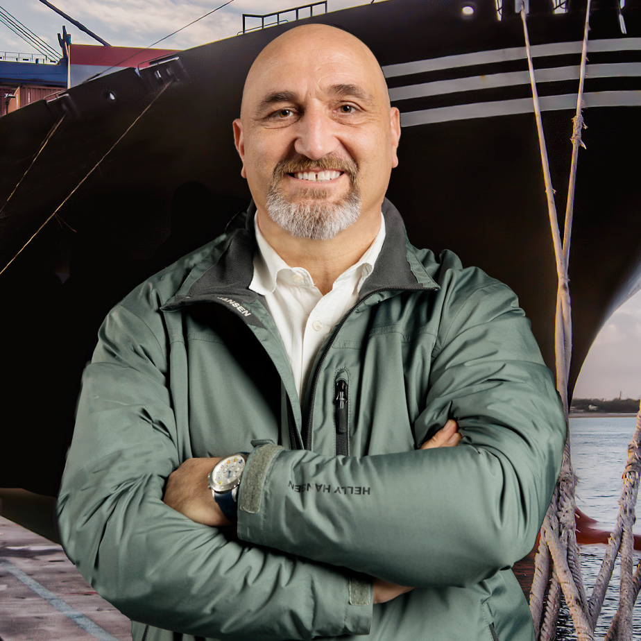 Emanuele Rinaldi Maritime Business Manager