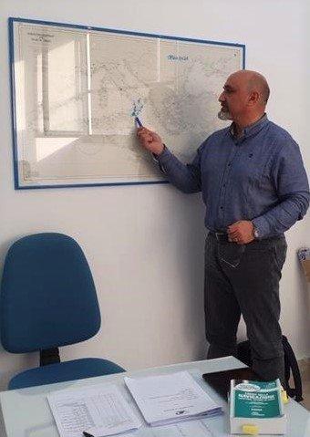 Emanuele Rinaldi Port Maritime Business Manager