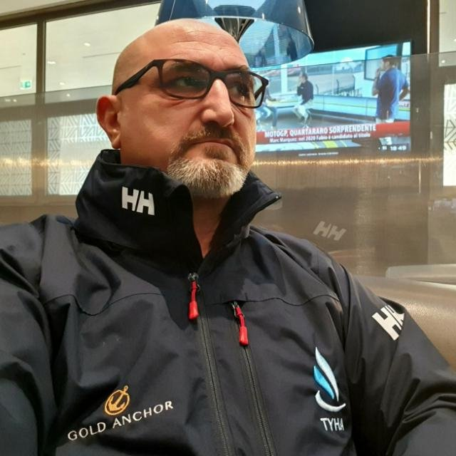 Emanuele Rinaldi Port Business Manager